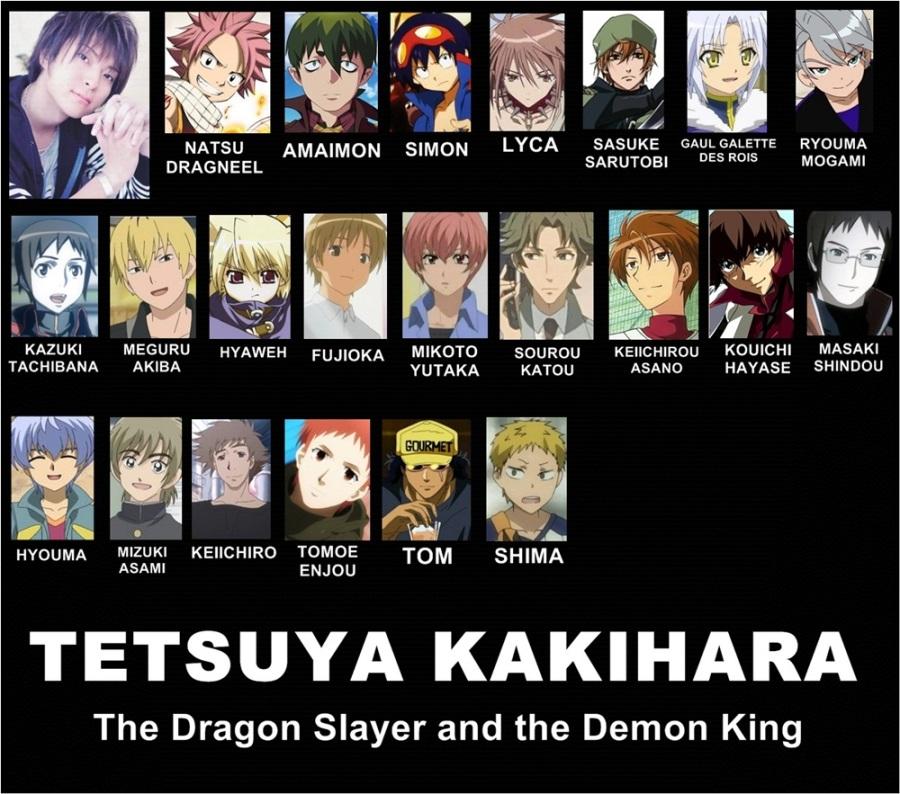 Tetsuya Kakihara | WakaranaiNoFansub